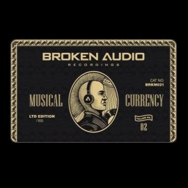 BRKN021 - Musical Currency Vol 2 - Art 2400 by 2400