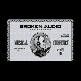 BRKN022 - Musical Currency Vol 3 - Art 1000 by 1000